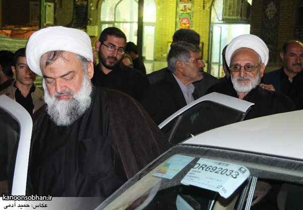 تصاویر سخنرانی حجت الاسلام ادیب یزدی در کوهدشت/ شب دوم