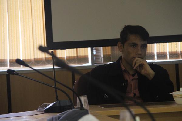 تصاویر کارگاه آموزش طنز نویسی رسانه در خرم آباد